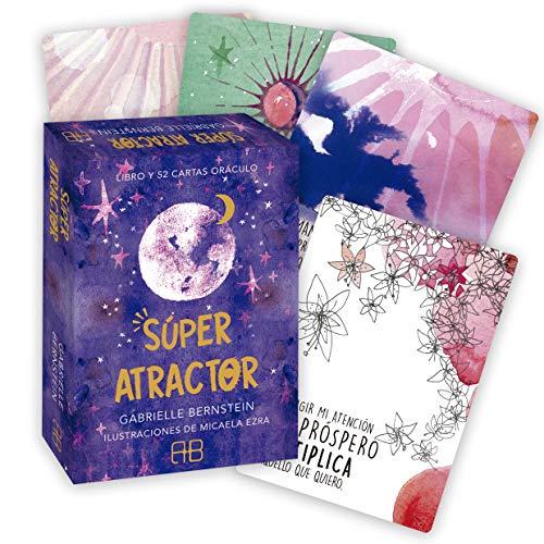 Súper Atractor. Libro y 52 cartas oráculo