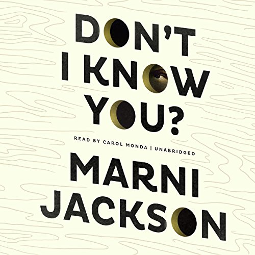 Don't I Know You? audiobook cover art