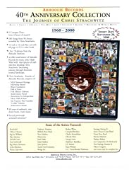 Arhoolie Records 40th Anniversary Collection: The Journey Of Chris Strachwitz 1960-2000