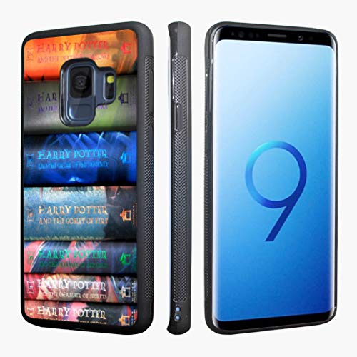 for Samsung Galaxy S9 Case,VONDER Harry Potter Book Tough Anti-Skid TPU Phone Cases for Samsung Galaxy S9 Cover