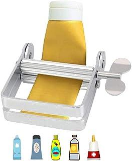 YFOX Spremiagrumi per Tubi in Metallo,erogatore Manuale per Tubi,utilizzato per spremere dentifricio, tinture per Capelli,...