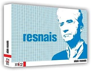 Alain Resnais Collection La guerre est finie / Mon oncle d'Am rique / La vie est un roman / L'amour à mort / M lo / I Want to Go Home  NON-USA FORMAT, PAL, Reg.2 France