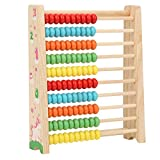 Zerodis Kid Abacus Marco de cálculo Digital Colorido Juguete Educativo Niños...