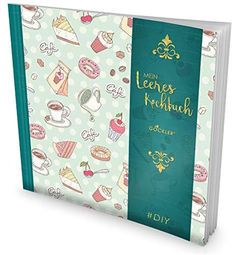 GOCKLER® Leeres Kochbuch