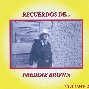 RECUERDOS DE FREDDIE BROWN, VOL. 2