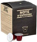 Note d'Espresso - Lot de 40 capsules de chocolat à la noisette, 40x7g