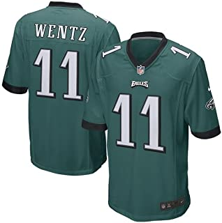 Nike Men's NFL Philadelphia Eagles Wentz Game Jersey