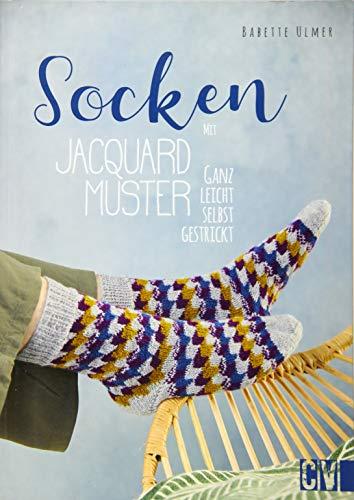 Socken mit Jacquard-Muster: Ganz leicht selbst gestrickt
