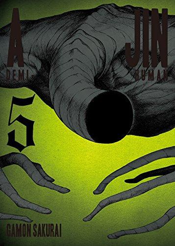 AJIN: Demi-Human Vol. 5 (English Edition)