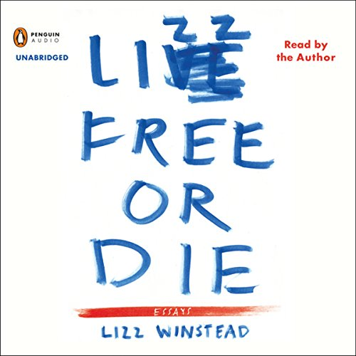 Lizz Free or Die audiobook cover art