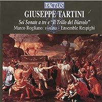 Tartini,Giuseppe - Triosonaten+Katalog 2010 (1 CD)