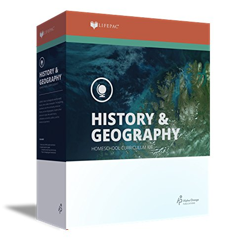 Lifepac History Geography Geography 11th Grade