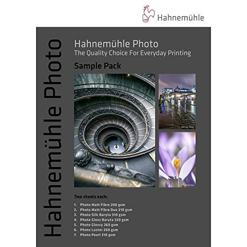 Hahnemühle 10603553 Photo Sample Pack