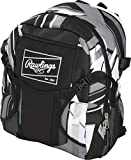 Rawlings AMARTBBK-B Remix Youth Tball Backpack, Black