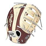 ローリングス(Rawlings) 野球用 軟式 HOH® MLB COLORSYNC [ファースト用] サイズ12.0 GR1HMTM シェリー/キャメル サイズ 12 ※右投用