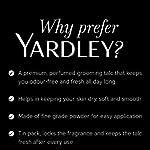Yardley London Gentleman Deodorizing Talc Talcum Powder for Men 100gm 4