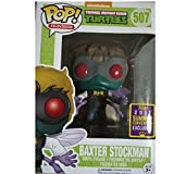 Funko Pop Television : Teenage Mutant Ninja Turtles - Baxter Stockman (SDCC 2017 Exclusive) 3.75inch Vinyl Gift for Anime Fans Pop! Multicolor