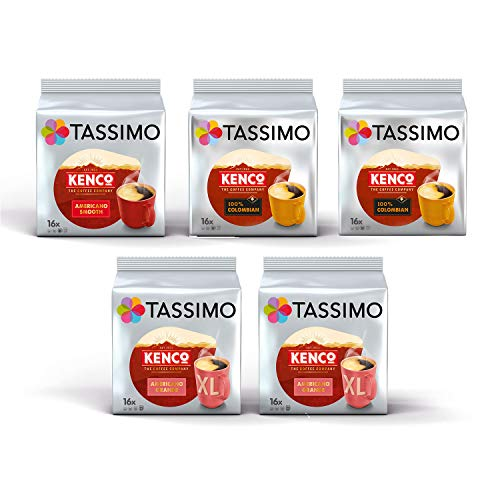 Tassimo Coffee Kenco...