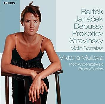 20th Century Violin Sonatas