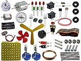 The Curious Brain Experimental Electric Activity Kit 2 Loose Parts - Multi Color