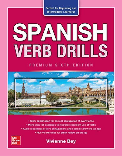 Spanish Verb Drills, Premium Sixth Edition