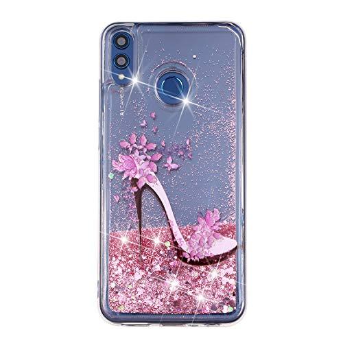 Litao-Case XL Custodia per Huawei Honor 8X JSN-L21 JSN-L23 Custodia TPU Morbido Silicone Case Cover 1