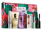 Clinique Skin Care Makeup 7 Pc Gift Set 2015 Winter Smart Custom-Repair Serum & More (Autumn Days)