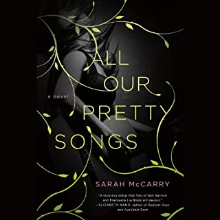 All Our Pretty Songs audiobook cover art