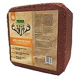 Primos Take Out Block Apple Protein Brown 20# Block, PVC Bag