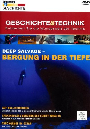 Deep Salvage - Bergung in der Tiefe