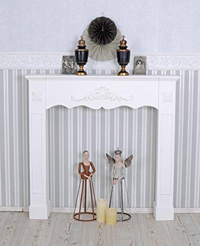 Kaminkonsole Antik Dekokamin Shabby Chic Kamin Kaminumrandung Palazzo Exclusiv