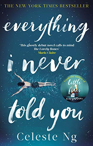 Everything I Never Told You: Amazon.com's #1 Book of the Year 2014 (English Edition)