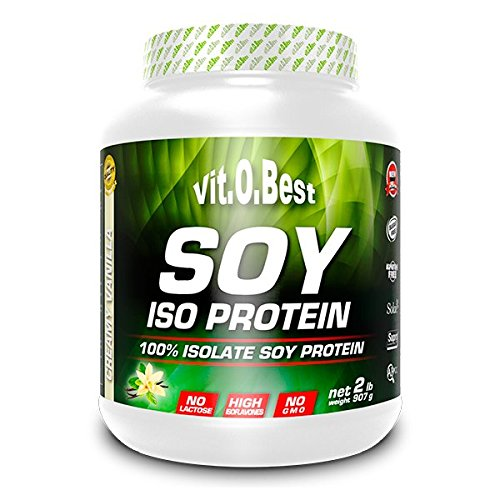 SOY ISO PROTEIN 2 lb CHOCOLATE