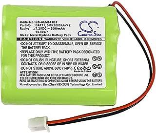 CS 2000mAh Replacement Battery for 2GIG Go Control Panels PN 228844, 6MR2000AAY4Z, BATT1