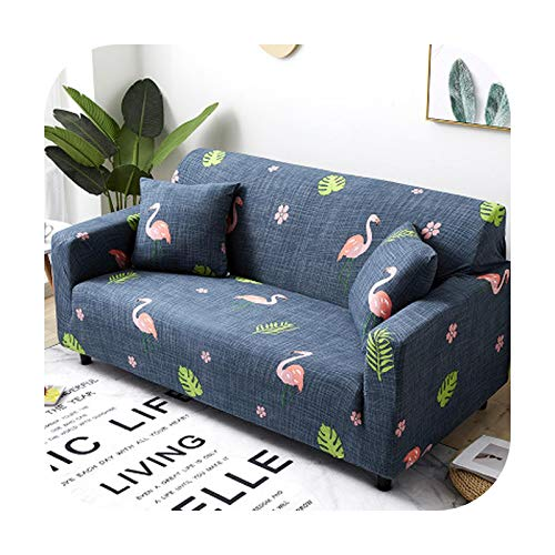 Sofa covers Stretch Slipcovers Sectional Elastic Stretch Sofa Cover for Living Room Couch Cover L Shape Armchair Cover Single/Two/Three Seat-Color 7-2-Seater 145-185Cm