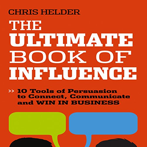 The Ultimate Book of Influence audiobook cover art