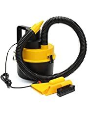 Vruta 12V DC 90W Portable Wet Dry Canister Outdoor Carpet Car Boat Mini Vacuum Cleaner Air Inflating Pump