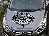 Tribal Dragon Auto Motorhaube Tuning Aufkleber, Tribal Dragon Auto Motorhaube Tuning Aufkleber.