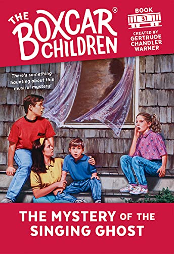 The Mystery of the Singing Ghost (The Boxcar Children Mysteries Book 31) (English Edition)