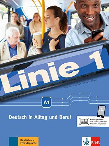 Linie 1 A1: Deutsch in Alltag und Beruf. Kurs- und Übungsbuch mit DVD-ROM (Linie 1 / Deutsch in Alltag und Beruf)