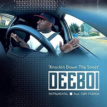 Knockin Down Tha Street (Instrumental)