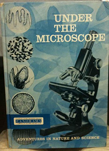 DR WILLIAM A BURNS UNDER THE MICROSCOPE vinyl record