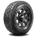 TreadWright Axiom II A/T Tire - Remold USA - LT 35x12.50r17 D (50,000 miles)