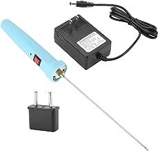 30W 25cm Cortador de espuma Grabado Pluma Cortador de alambre caliente Espuma Poliestireno Corte térmico 110-250V, Enchufe de EE. UU.(EU Plug 110-250V)
