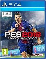 Pes 2018 (PS4) (輸入版)