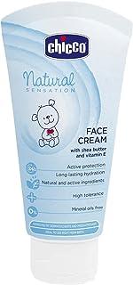 Chicco Natural Sensation Face Cream 0m+, 50 ml