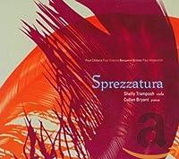 Sprezzatura ヴィオラとピアノのための現代作品集