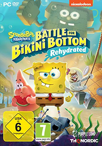 Spongebob Schwammkopf: Battle for Bikini Bottom - Rehydrated [PC]