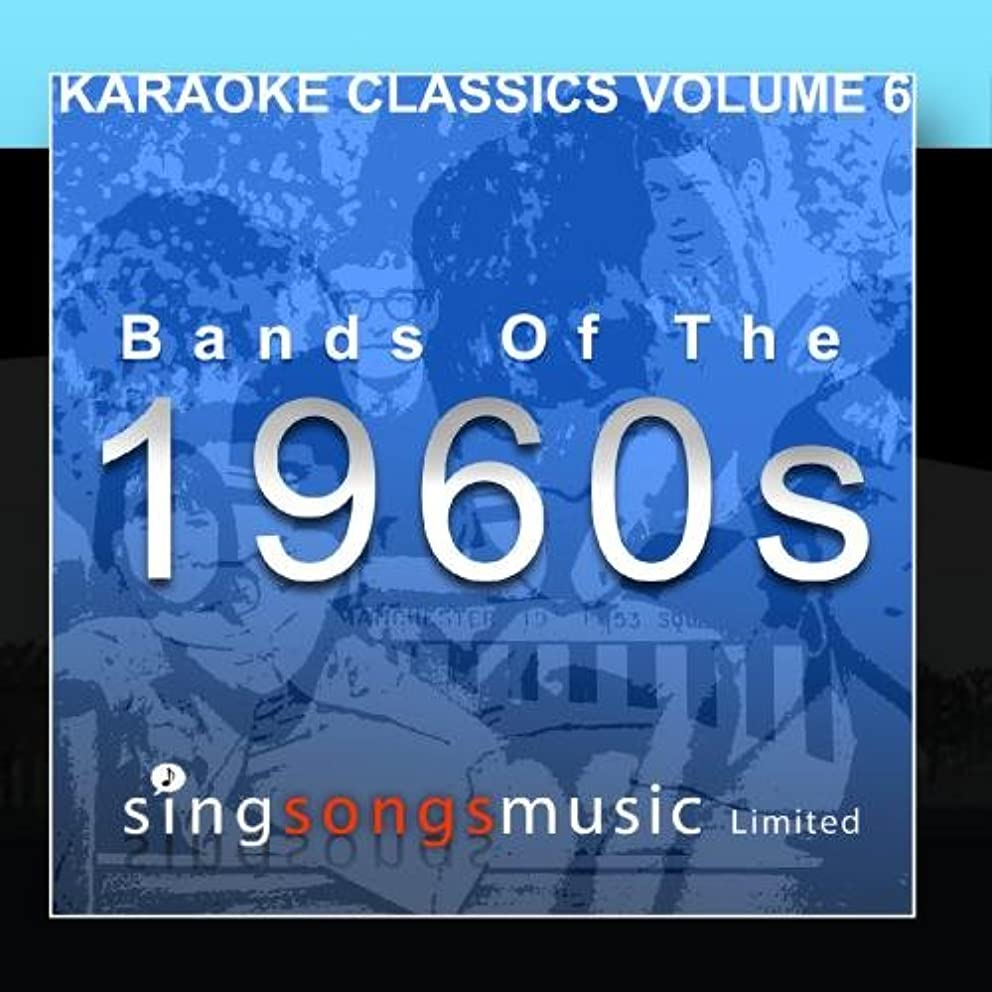 Classics Volume 6 - Bands of The 1960s