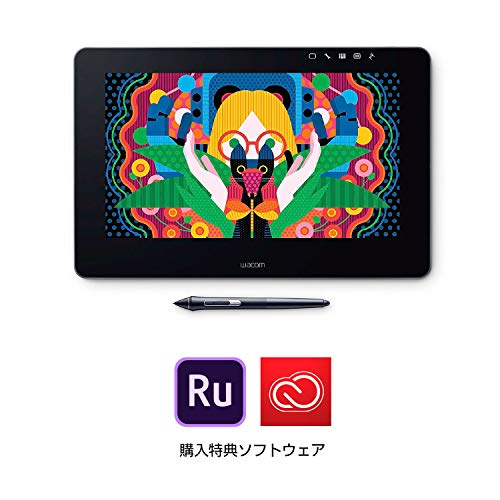 【Amazon.co.jp限定】ワコム 液タブ 液晶ペンタブレット Wacom Cintiq Pro 13 HDMI接続対応 アマゾンオリジ...